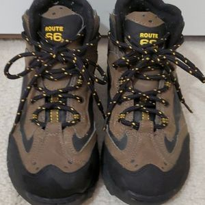 EUC Route 66 Youth Boys Hiking Boots